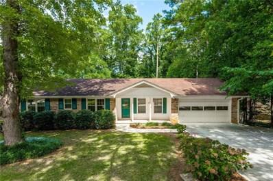 345 Royal Oaks Terrace, Stone Mountain, GA 30087 - #: 6599311