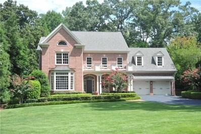 380 Pine Tree Drive NE, Atlanta, GA 30305 - #: 6601140
