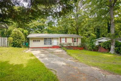 1783 Donna Lynn Drive SE, Smyrna, GA 30080 - #: 6601160