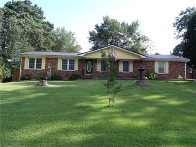 5395 Wilder Drive, Douglasville, GA 30135 - #: 6601697