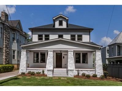 1392 Piedmont Avenue, Atlanta, GA 30309 - #: 6602013