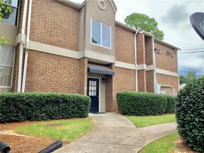 3301 Henderson Mill Road UNIT D6, Atlanta, GA 30341 - #: 6607653
