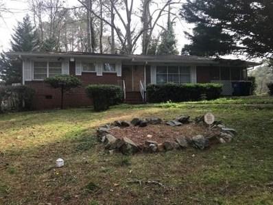 1766 Detroit Avenue NW, Atlanta, GA 30314 - #: 6608106