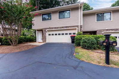 57 Basswood Circle, Sandy Springs, GA 30328 - #: 6608153