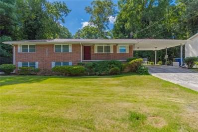 2834 Baker Ridge Drive NW, Atlanta, GA 30318 - #: 6608209