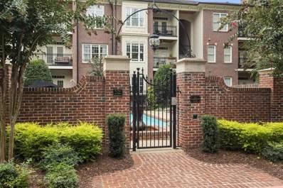 825 Highland Lane UNIT 1315, Atlanta, GA 30306 - #: 6608859