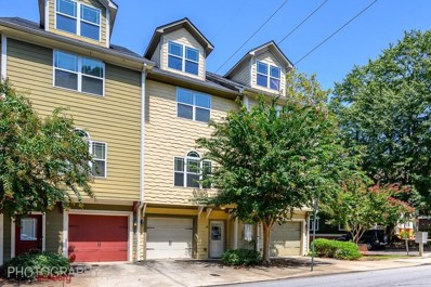 1332 NE La France Street NE UNIT 4, Atlanta, GA 30307 - #: 6609205