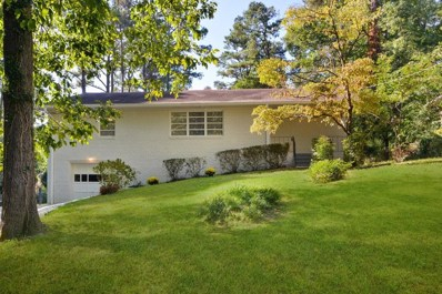 1394 Glencrest Drive, Marietta, GA 30062 - #: 6620937