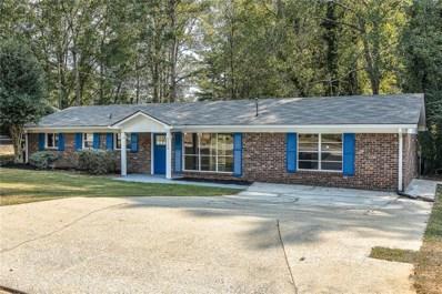 4750 Pueblo Drive SW, Atlanta, GA 30331 - #: 6626981