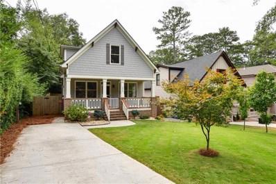2825 Arborcrest Drive, Decatur, GA 30033 - #: 6628182