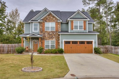 554 Salterton Way, Martinez, GA 30907 - #: 434369