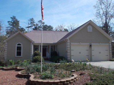 208 Placid Cove Lane, McCormick, SC 29835 - #: 439366