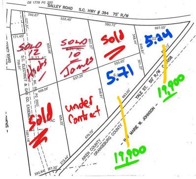 0 Salley Road, Salley, SC 29137 - #: 454133