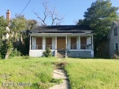 1380 2Nd Street, Macon, GA 31201 - #: 154115