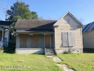 1390 2Nd Street, Macon, GA 31201 - #: 154117