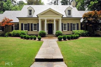2955 Nancy Creek Rd, Atlanta, GA 30327 - #: 8347476