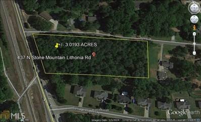 437 S Stone Mountain Lithonia Rd, Stone Mountain, GA 30088 - #: 8394072