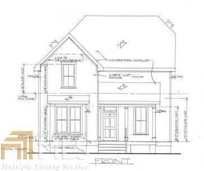 1391 Chestnut St, Macon, GA 31201 - #: 8399397