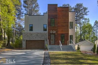 1191 Kingsley Cir, Atlanta, GA 30324 - #: 8406089