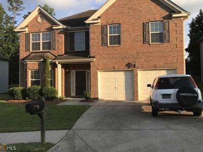 673 Belle Grove Dr, Jonesboro, GA 30238 - #: 8420020