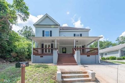 11 Calhoun St, Newnan, GA 30263 - #: 8426052
