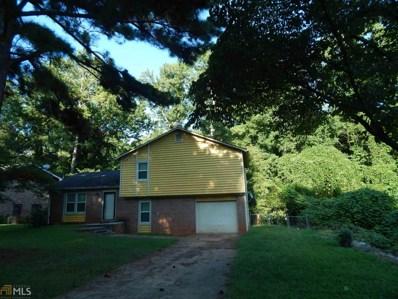 815 Pine Roc Dr, Stone Mountain, GA 30083 - #: 8431820