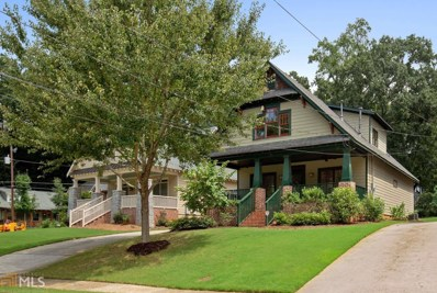 91 Lakeview Dr, Atlanta, GA 30317 - #: 8436942
