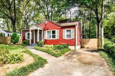 1386 Catherine St, Decatur, GA 30030 - #: 8451215