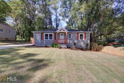 922 SE Rebel Forest, Atlanta, GA 30315 - #: 8463305
