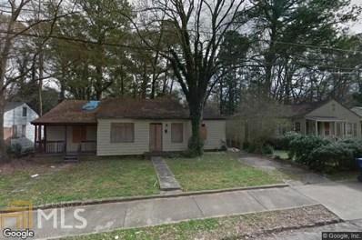 1384 Epworth St, Atlanta, GA 30310 - #: 8472997
