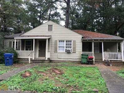 1388 Epworth St, Atlanta, GA 30310 - #: 8481445