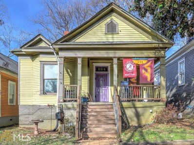 224 Ormond St, Atlanta, GA 30315 - #: 8502741