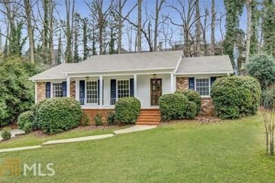 5555 Sherrell Dr, Atlanta, GA 30342 - #: 8538656