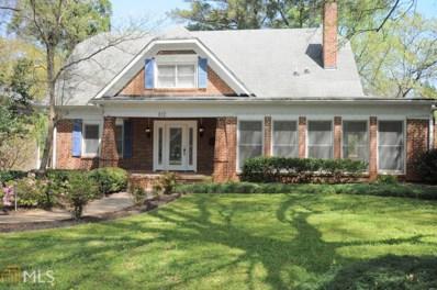 812 E Morningside Dr, Atlanta, GA 30324 - #: 8555575