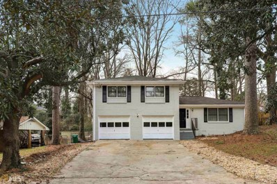 3615 Glen Mora Dr, Decatur, GA 30032 - #: 8663428