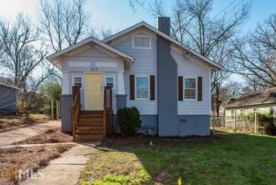 157 Rhodesia Ave, Atlanta, GA 30315 - #: 8709544