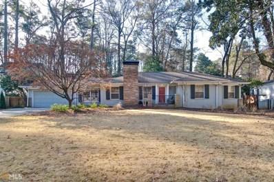 702 NW Wesley Dr, Atlanta, GA 30305 - #: 8729536