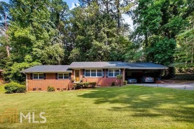 3482 Scenic Dr, East Point, GA 30344 - #: 8740880