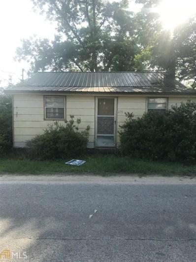 255 Cemetery Rd, Claxton, GA 30417 - #: 8819184