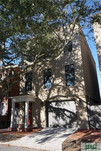 408 W Wayne Street, Savannah, GA 31401 - #: 162498