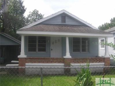 705 W 48th Street, Savannah, GA 31405 - #: 179079
