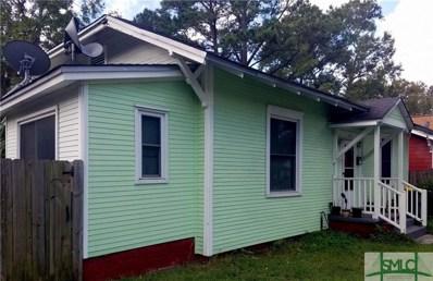 1019 Seiler Avenue, Savannah, GA 31401 - #: 181179