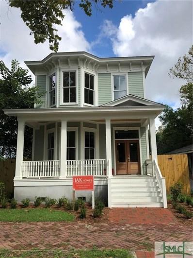518 E Bolton Street, Savannah, GA 31401 - #: 185854