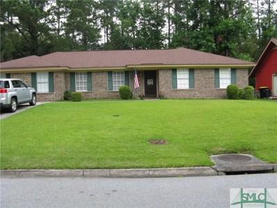 212 Sunderland Drive, Savannah, GA 31406 - #: 192452
