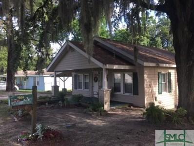 4108 Old Louisville Road, Savannah, GA 31408 - #: 192732