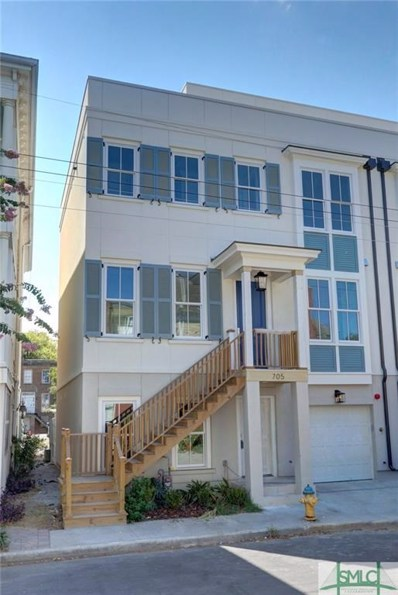 705 Howard Street, Savannah, GA 31401 - #: 197257