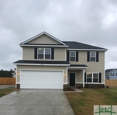 1803 White Cedar Way, Hinesville, GA 31313 - #: 197711