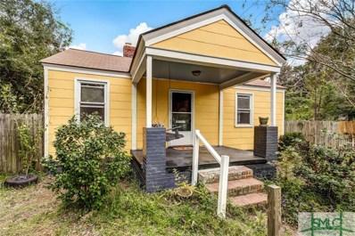 2203 Greenwood Street, Savannah, GA 31404 - #: 198336