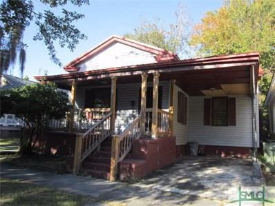 920 E 37th Street, Savannah, GA 31401 - #: 199512
