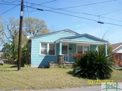 2118 Mosley Street, Savannah, GA 31404 - #: 199761
